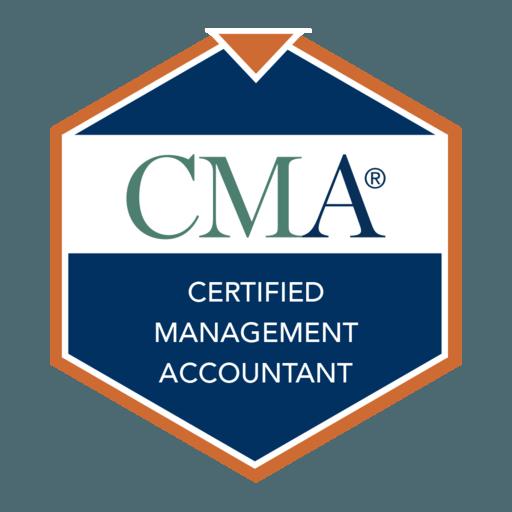 مكتبة المحاسب الإداري المعتمد  النظام الجديد CMA
