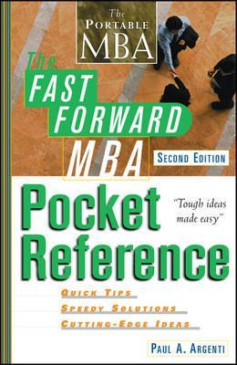The Fast Forward MBA Pocket Reference