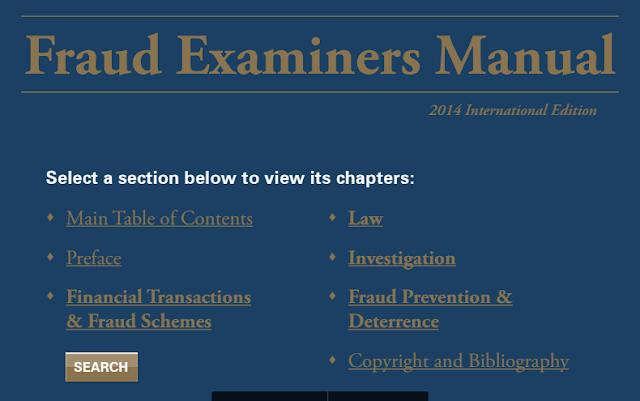 شهادة خبير كشف الاحتيال CFE مع نسخة من الكتاب