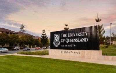 منحة ممولة بالكامل مقدمة من جامعة كوينزلاند في استراليا 2019