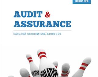 كتاب Auditing and Assurance مع اسئلة وحلول للتدريب