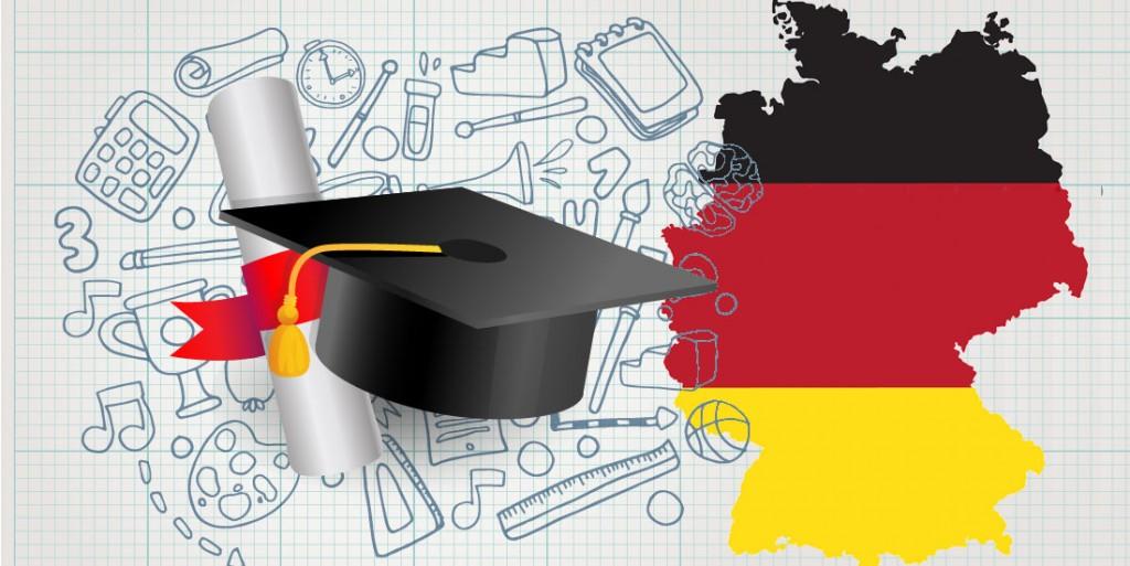 منحة للدراسة في ألمانيا مع مرتب !