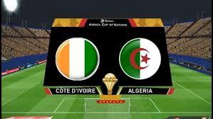 بث مباشر كوت ديفورا و الجزائر أمم افريقيا 2019