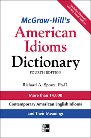 كتاب ﻣﺼﻄﻠﺤﺎﺕ ﺍﻝ idioms ﺍﻟﻤﺴﺘﺨﺪﻣﺔ ﻓﻲ ﺍﻟﻠﻐﺔ ﺍﻻﻧﺠﻠﻴﺰﻳﺔ