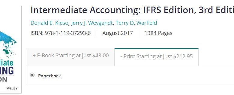 intermediate accounting ifrs edition 3rd edition