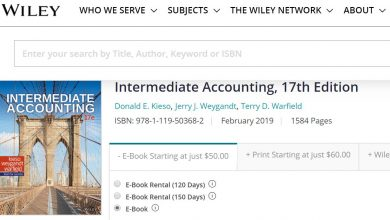 intermediate accounting 17th edition