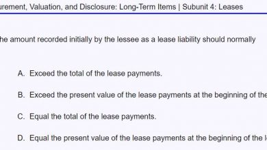 Lease (LOS 2020) شرح سامح الليثي 15