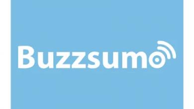 شرح أداة Buzzsumo للتسويق بالمحتوى